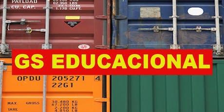 Curso presencial de importação em São Paulo - CONFIRMADO ingressos