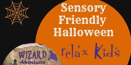 Sensory Friendly Halloween (Relax Kids)