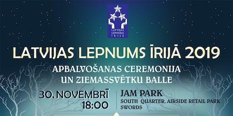 PRIDE OF LATVIA  IN IRELAND 2019 tickets