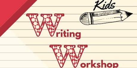 Kids' Writing Workshop / Atelier d'écriture tickets
