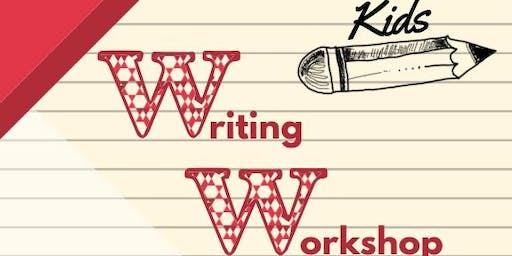 Kids' Writing Workshop / Atelier d'écriture