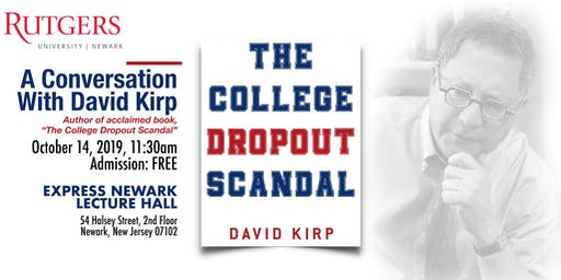 A Conversation With David Kirp