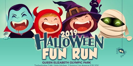 Olympic Park Halloween Fun Run tickets