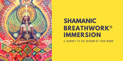 SHAMANIC BREATHWORK IMMERSION DUBAI // Journey To The Wisdom of Your Womb