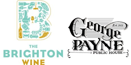 Autumn Tasting Menu in Association with The George Payne and Brighton Wine tickets