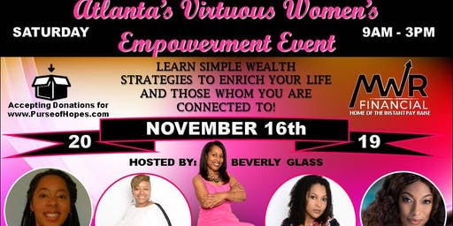 Atlanta's Virtuous Women's Empowerment Event