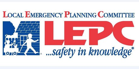 Jefferson County Local Emergency Planning Committee Meeting tickets