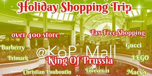 CVMH Holiday Shopping Trip