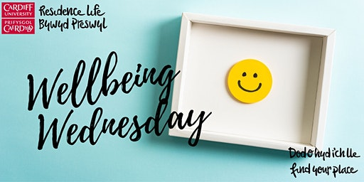 Uni Hall Wellbeing Wednesday