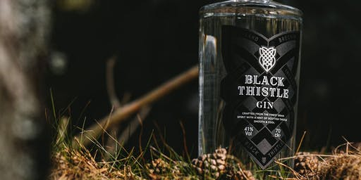 Black Thistle Distilleries Vodka & Gin Tasting 12-4pm 27/10/19