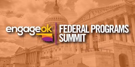 EngageOK Federal Program Summit  tickets