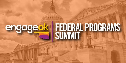 EngageOK Federal Program Summit
