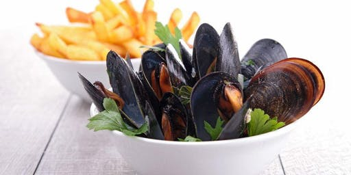 BCO Mussels and Fries evening