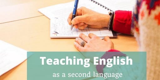 Power Hour Session: Teaching English as a Second Language