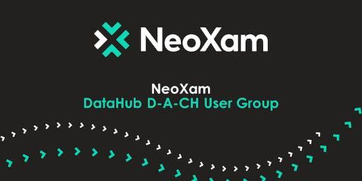 1st NeoXam DataHub D-A-CH User Group