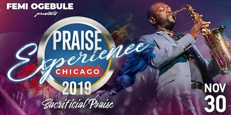 PRAISE EXPERIENCE WITH FEMI OGEBULE tickets