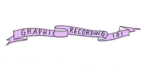 Graphic Recording 101 - St John's  tickets
