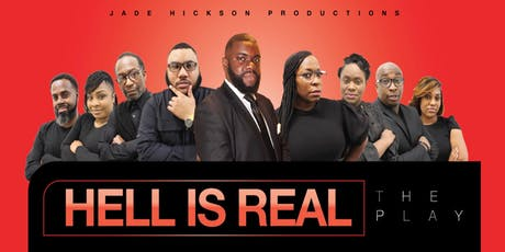 Hell is Real (The Play) tickets