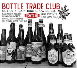 Bottle Trade Club @ Rainhard Brewing Co. tickets