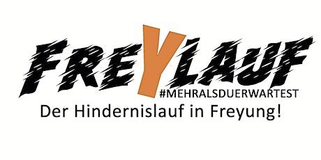 FreYlauf- Der Hindernislauf in Freyung Tickets