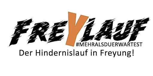 FreYlauf- Der Hindernislauf in Freyung