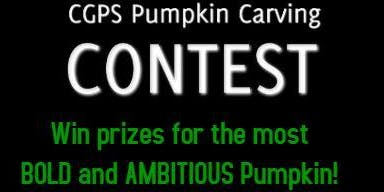 CGPS Pumpkin Carving Contest