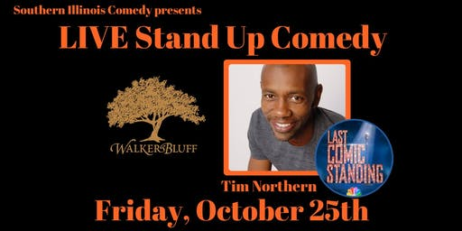 Stand Up Comedy at Walker's Bluff - Tim Northern