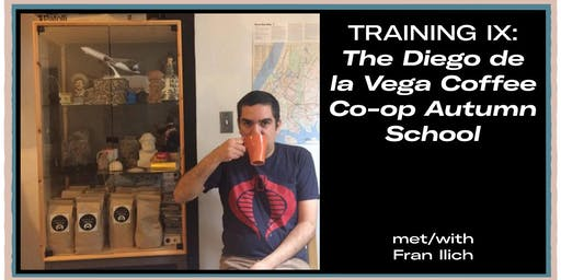 Training IX: The Diego de la Vega Coffee Co-op Autumn School