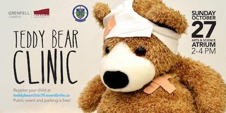 Teddy Bear Clinic tickets