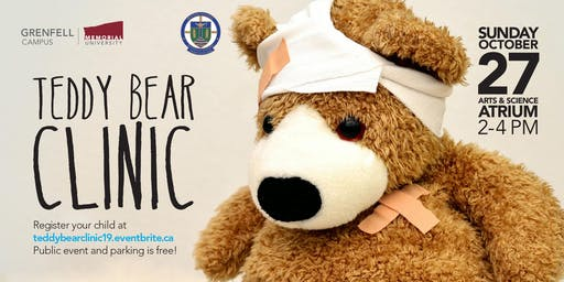 Teddy Bear Clinic