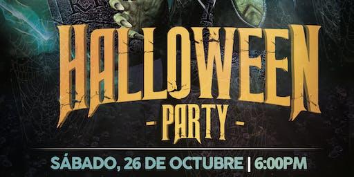 PYFC Halloween Party