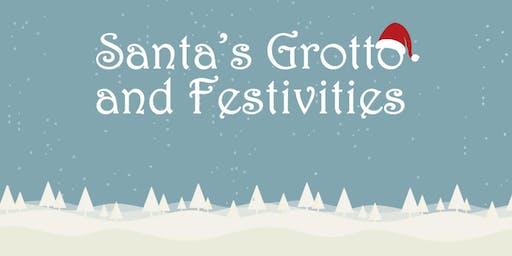 Santa's Grotto & Festivities