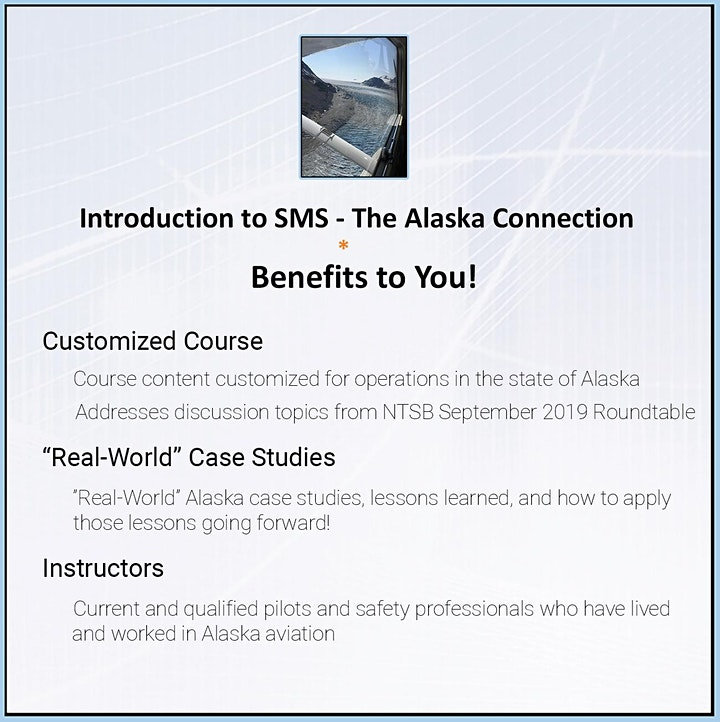 Introduction to SMS - The Alaska Connection image