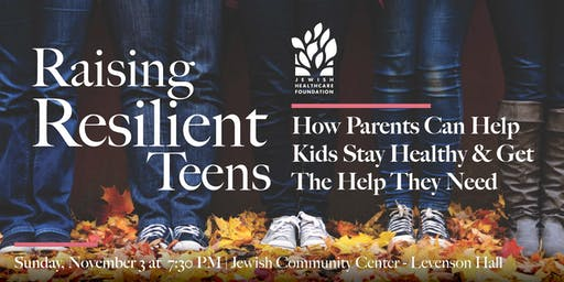 Raising Resilient Teens