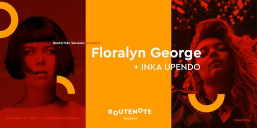 Floralyn George + INKA UPENDO at The Fish Factory