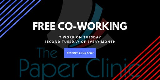 Free! Co-Working!