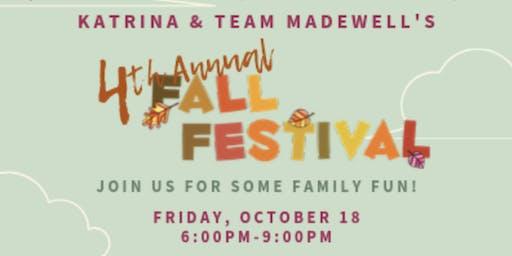 Katrina Madewell's Fall Festival