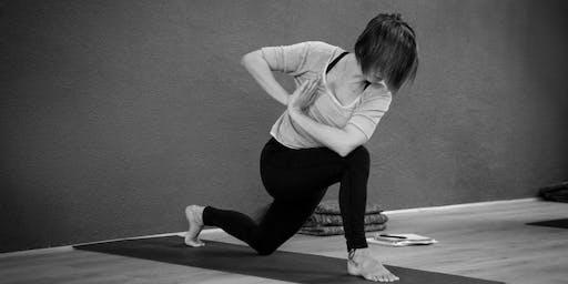 Yoga au Musee Denys Puech / débutants
