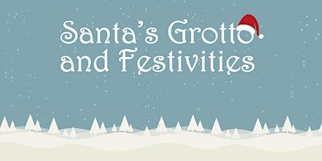 Santa's Grotto & Festivities tickets