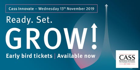 Cass Innovate 2019 tickets