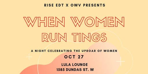 When Women Run Tings II