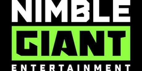 Nimble Giant Entertainment Global Game Jam 2020 entradas