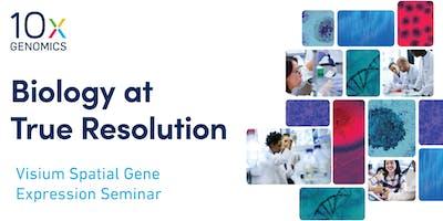 10x Genomics Visium Seminar - Institut Cochin, Paris