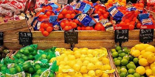 SAVI TALKS! Getting Groceries: Food Access Across Groups, Neighborhoods, and Time