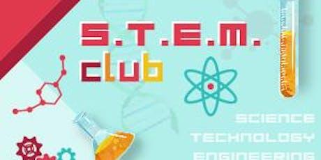 S.T.E.M. Club : Electric Circuits / circuits électriques tickets