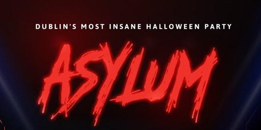 Asylum Halloween Night - Bank Holiday Sunday - DJ Sky High