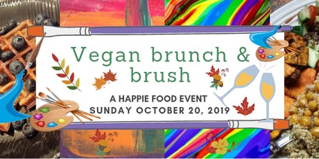 Vegan Brush & Brunch tickets
