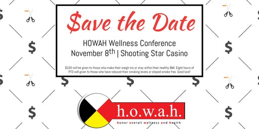 2019 HOWAH Wellness Event