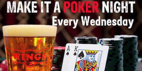 World Tavern Poker at Wings in Cooper City tickets