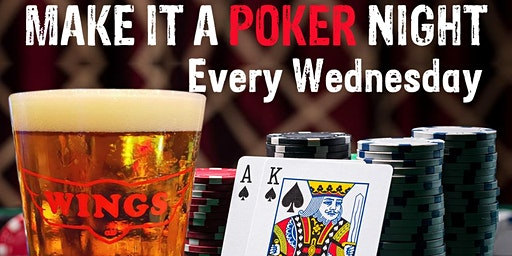 World Tavern Poker at Wings in Cooper City